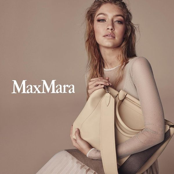 Gigi Hadid zachwyca w jesiennej kampanii Max Mara (FOTO)