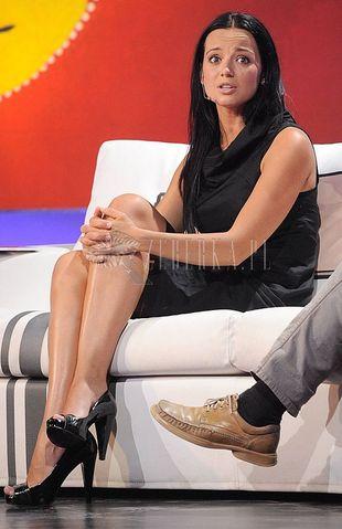 Nie taka ładna Ania Przybylska