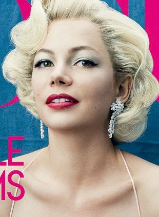 Michelle Williams prawie jak Marylin Monroe (FOTO)
