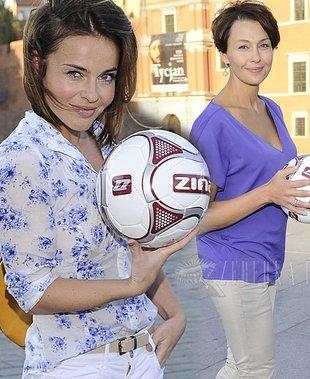 Herbuś i Popek na sportowo (FOTO)
