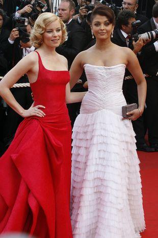 Aishwarya Rai błyszczała w Cannes