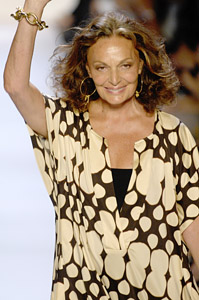 Diane von Furstenberg została obrabowana