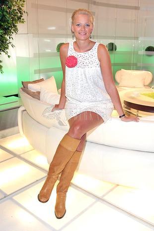Wysokie buty Odety Moro Figurskiej