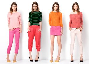 Zara TRF - lookbook wiosna 2011