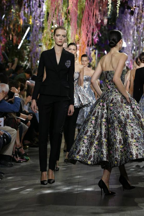 Dior Spring-Summer 2014 Ready-to-Wear collection
