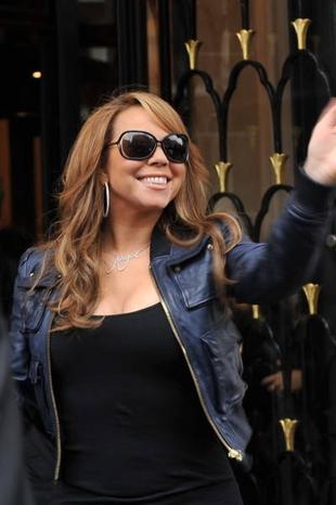 Mariah Carey bez kompleksów