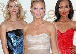 Kreacje na Emmy Awards 2011