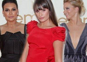 Gwiazdy Glee błyszczały na Emmy