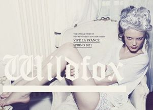 Szalony lookbook marki Wildfox (FOTO)