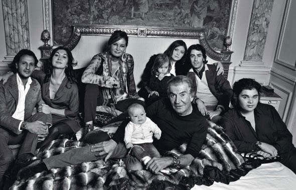Roberto Cavalli chciałby... urodzić dziecko