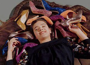 Błyszczące buty na obcasie od Miu Miu (FOTO)