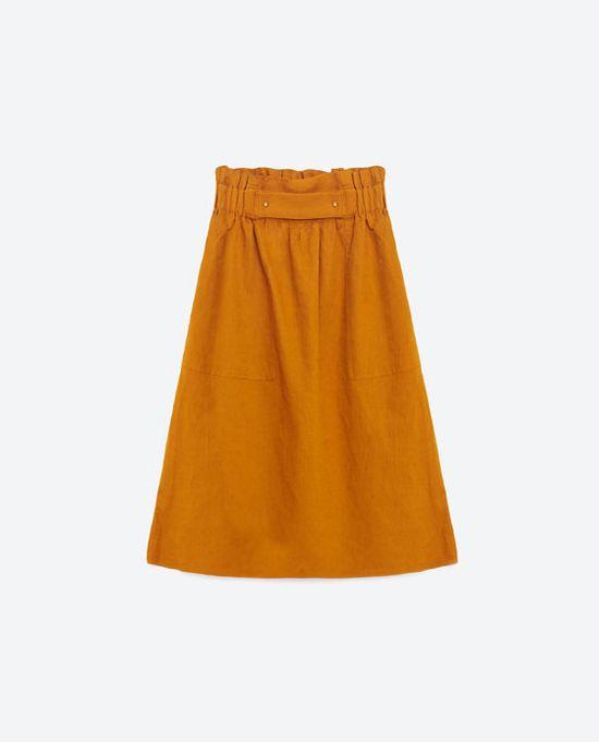 Zara Rusty Orange - Nowa minikolekcja na wiosnę...