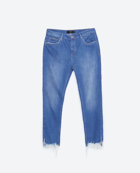 Zara Fresh Denim - Młodzieżowy, jeansowy akcent na jesień