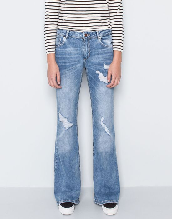 Jeansy na jesień - przegląd oferty Pull & Bear (FOTO)