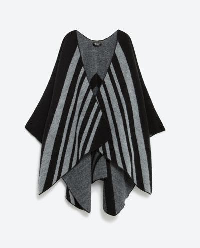 Nowości Zara - Grudzień w odcieniach szarości