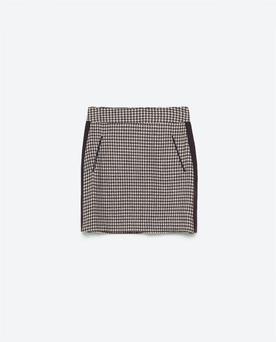 Zara Varsity - Młodzieżowo, kontrastowo na jesień 2016