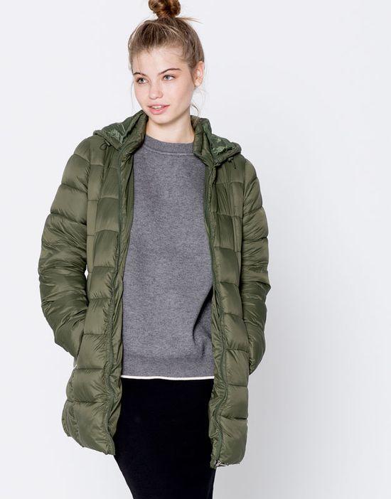 Modne jesieńią - 10 ciepłych płaszczy na jesień 2016 od Pull&Bear