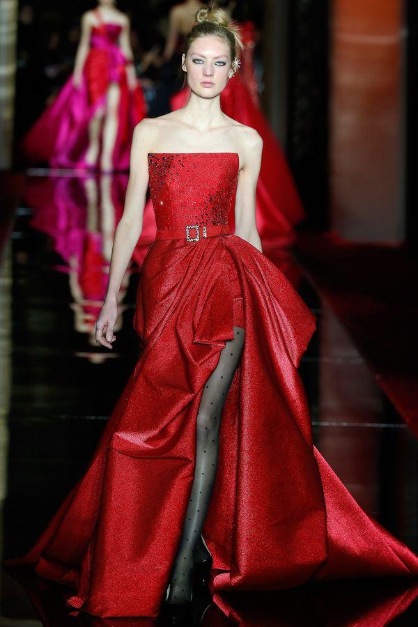 Musicie zobaczyć piękną kolekcję haute couture od Zuhaira Murada (FOTO)