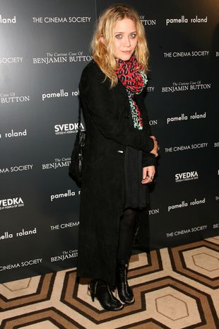 Chustka Mary Kate Olsen