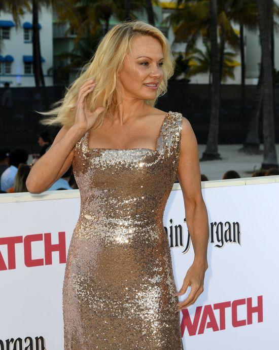 Poznajecie? TAK, właśnie tak teraz wyglada Pamela Anderson