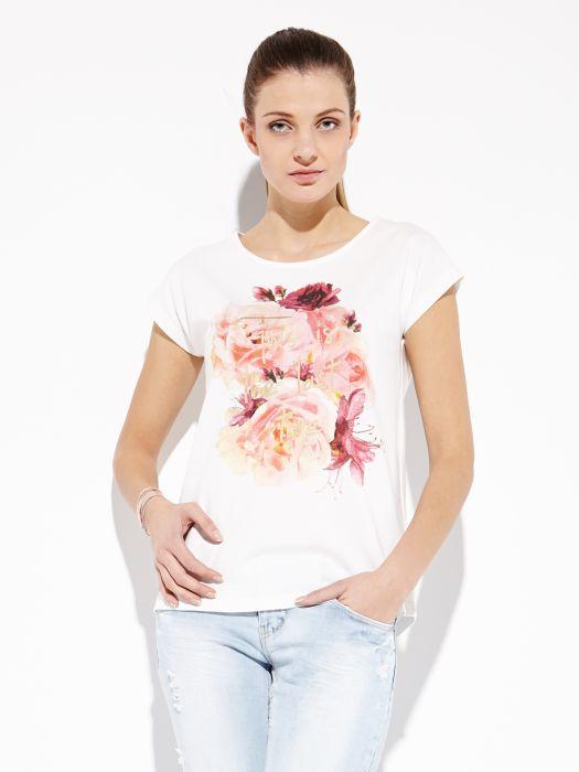 T-shirty z nadrukami - przegląd