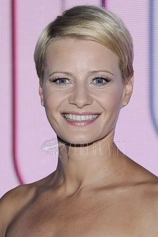 Małgorzata Kożuchowska jako brunetka (FOTO)