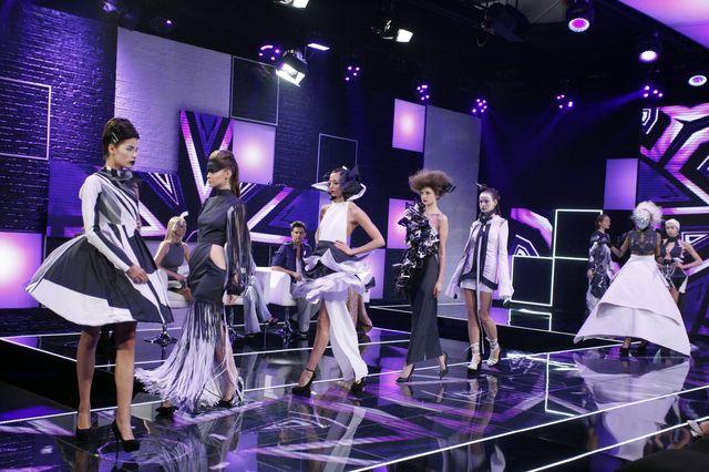 Moda Haute Couture w 7. odcinku Project Runway (FOTO)