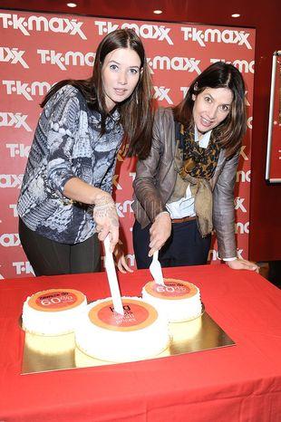Malinowska i Wolszczak na urodzinach TK Maxx (FOTO)