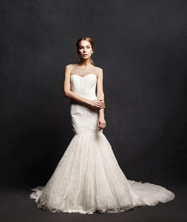 Przepiękne suknie ślubne na wiosnę 2016 - Isabelle Armstrong