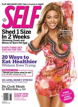 Beyonce: Chcę wyglądać naturalnie i kobieco
