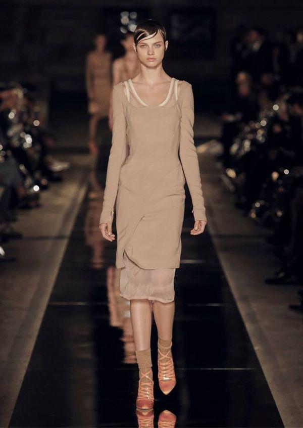 Najnowszej kolekcji Givenchy nie można określić jako udaną?