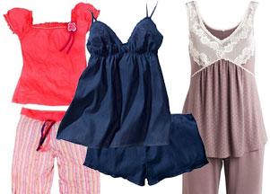 Letnie piżamki