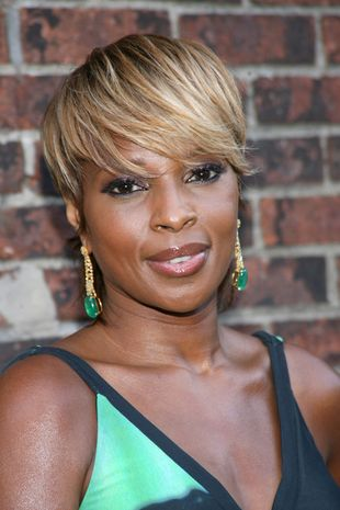 Mary J. Blige seksownie