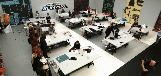 Project Runway – tak wyglądały początki!