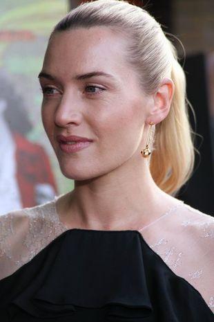 Świeża i naturalna Kate Winslet