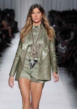 Givenchy Wiosna/Lato 2012 (FOTO)