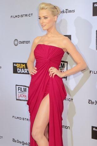 Amber Heard w Elie Saab (FOTO)