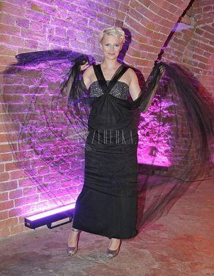 Odeta Moro-Figurska wieczorowo