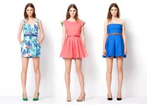 Sukienki i spódnice od Zara TRF (FOTO)