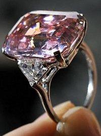 Sprzedano najdroższy diament na świecie