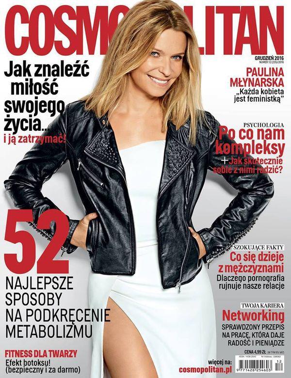 Paulina Młynarska: Mam fajne małe cycki i ciekawy umysł (FOTO)
