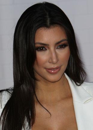 Kim Kardashian: seksownie z elegancką nutką