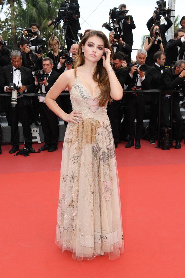 Thylane Blondeau zachwyca w Cannes. Zobaczcie, jak bardzo się zmieniła!