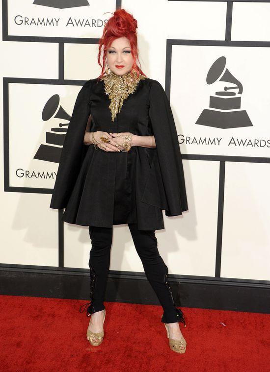 Najgorsze kreacje gali Grammy 2014