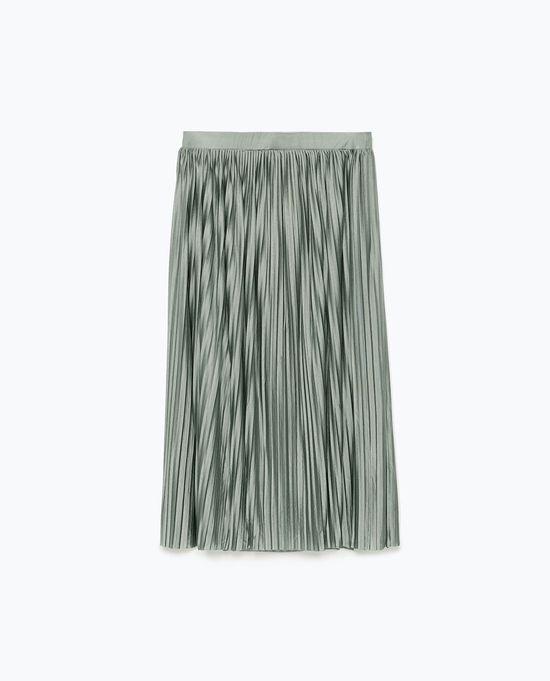 Nowości Zara TRF - Stonowane kolory i wzory (FOTO)