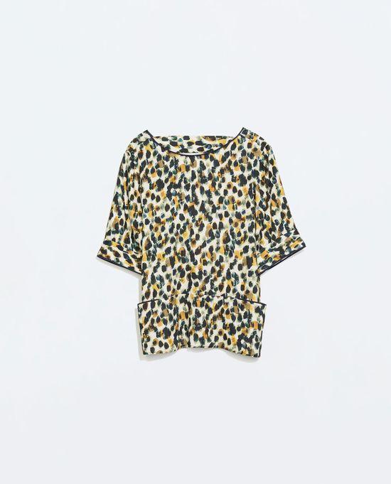 Mocny kolorowy akcent w minikolekcji Zara Urban Yellow