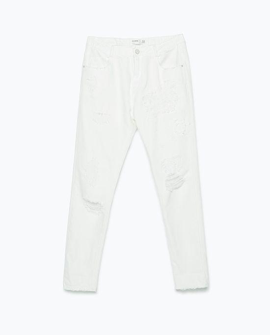 Zara TRF - Wiosna w bieli z mocnymi akcentami (FOTO)