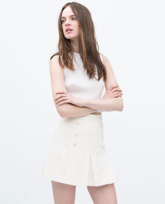 Nowości Zara w rudych odcianiach i w bieli (FOTO)