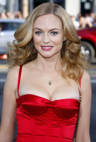 Heather Graham odsłoniła figurę