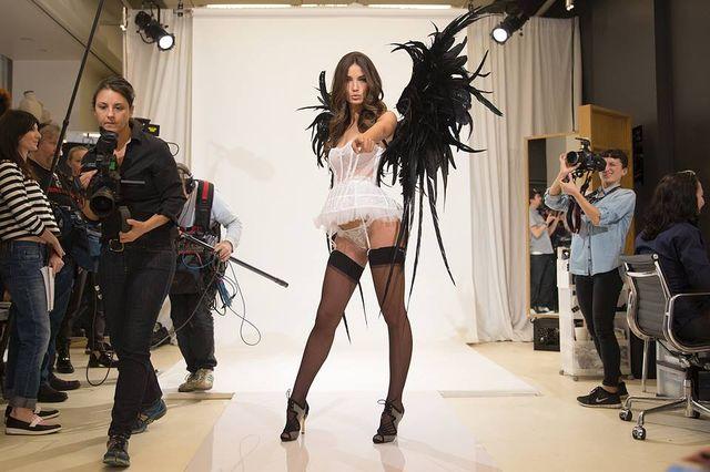 Aniołki Victoria's Secret na przymiarkach przed show! (FOTO)